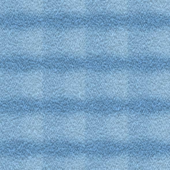 blauer teppich mit muster bienenfisch design. Black Bedroom Furniture Sets. Home Design Ideas
